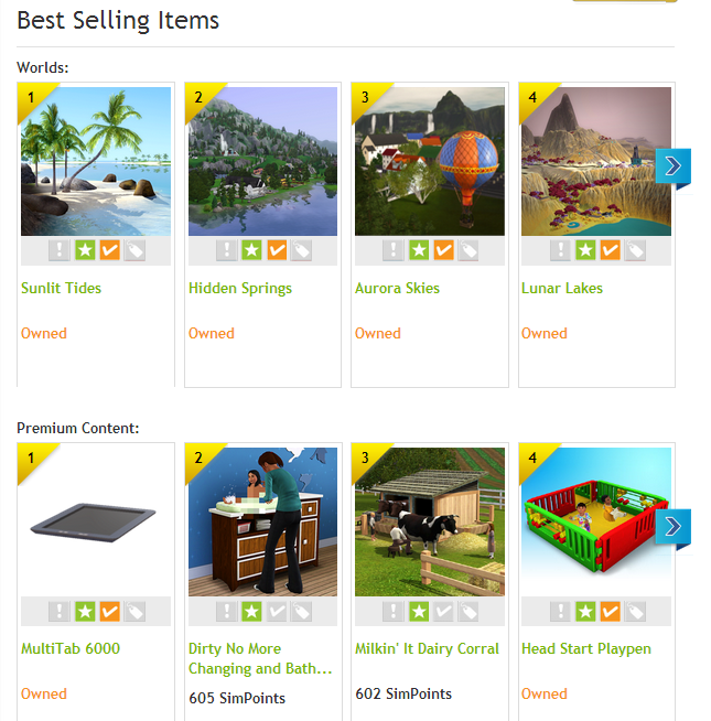 the sims 3 store-2