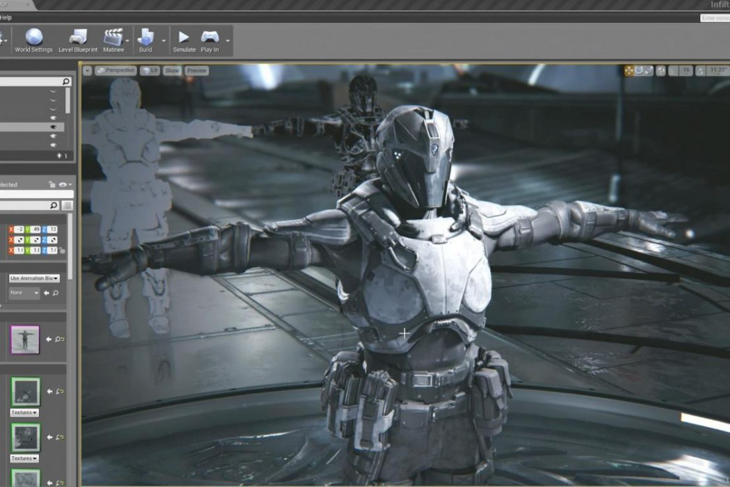 is unreal engine 4 free-3