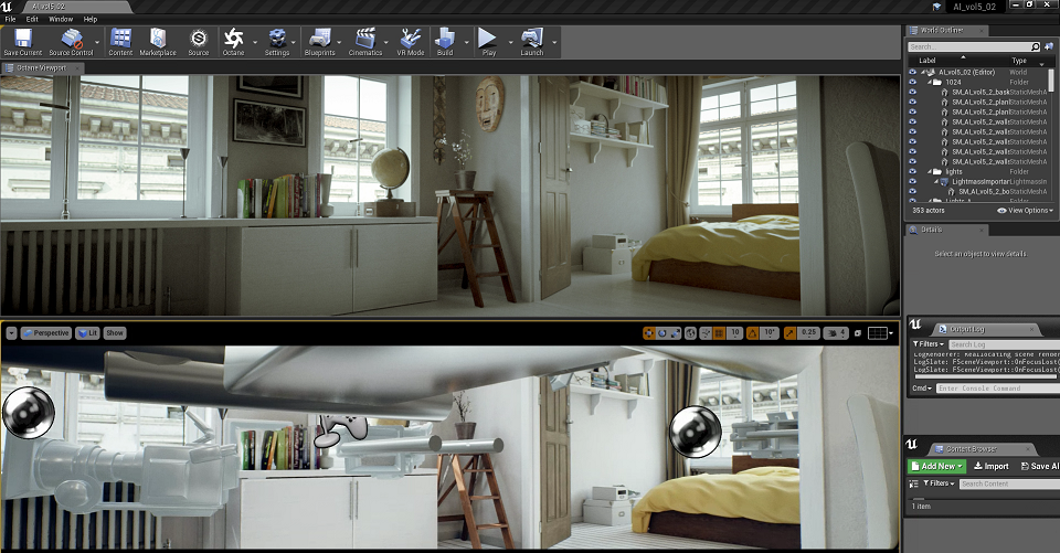 is unreal engine 4 free-8