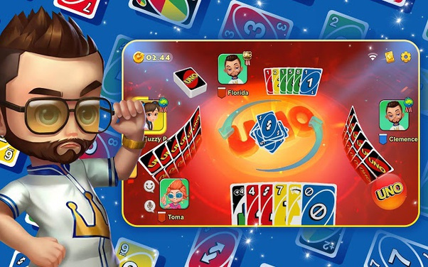play uno online with friends-1