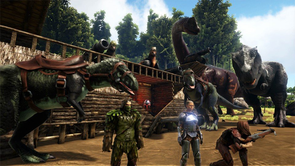 in ark survival evolved-0