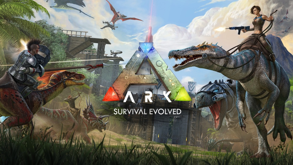in ark survival evolved-1