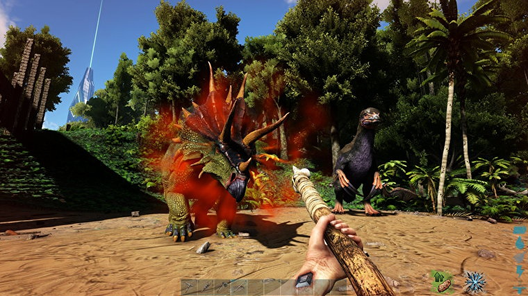in ark survival evolved-2