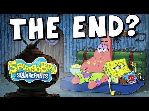 when will spongebob end-1