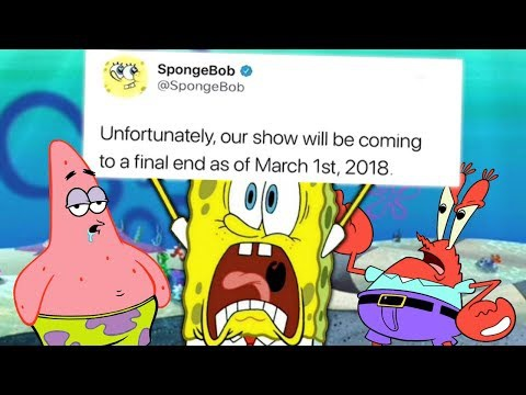 when will spongebob end-4