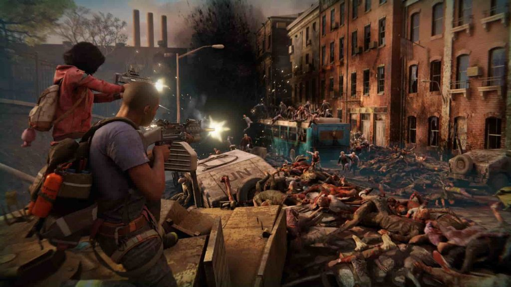 world war z game trailer-6