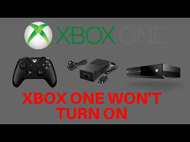 my xbox one wont turn on-5