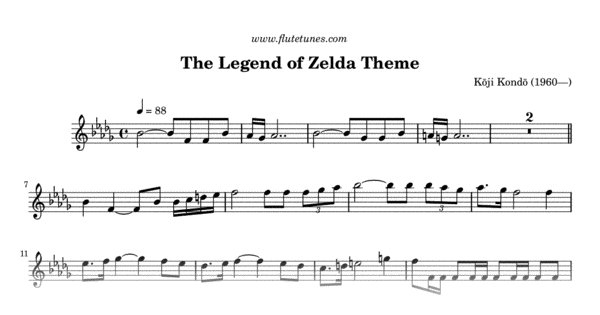 legend of zelda theme song-0
